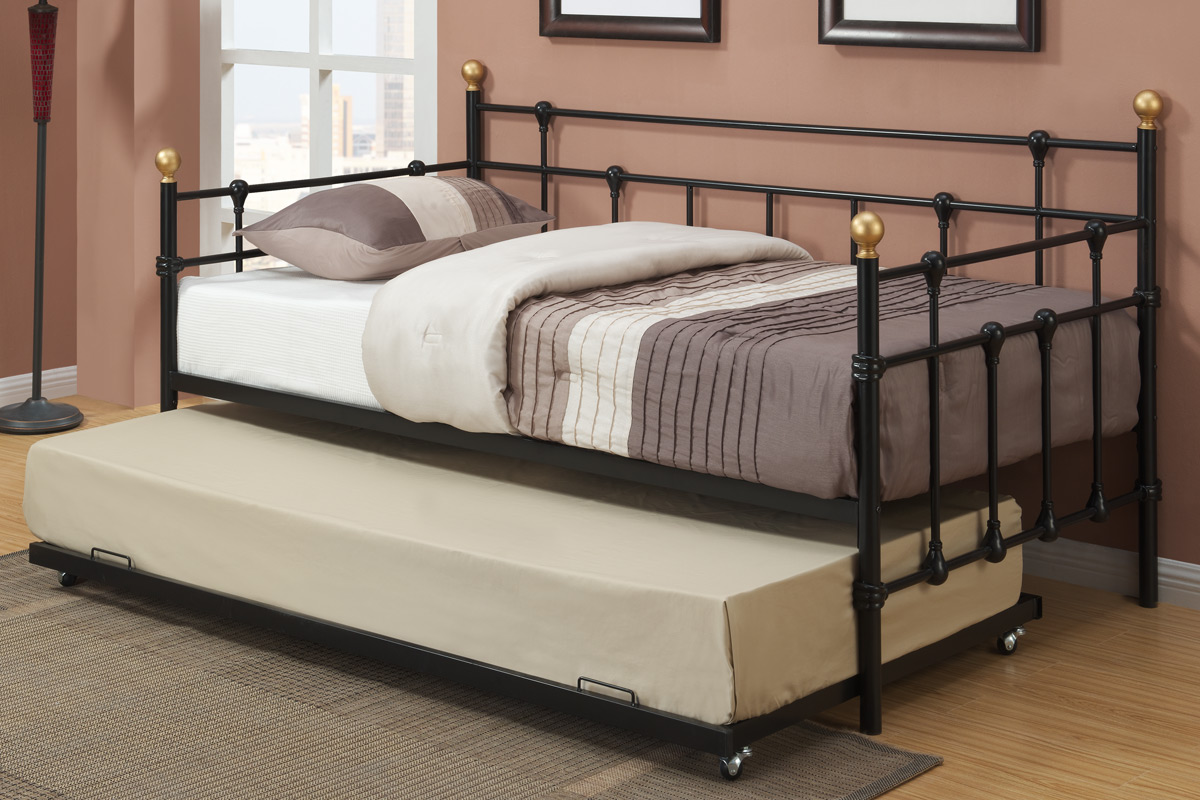 - Metal Daybed 009239 – Furniture Mattress Los Angeles And El Monte