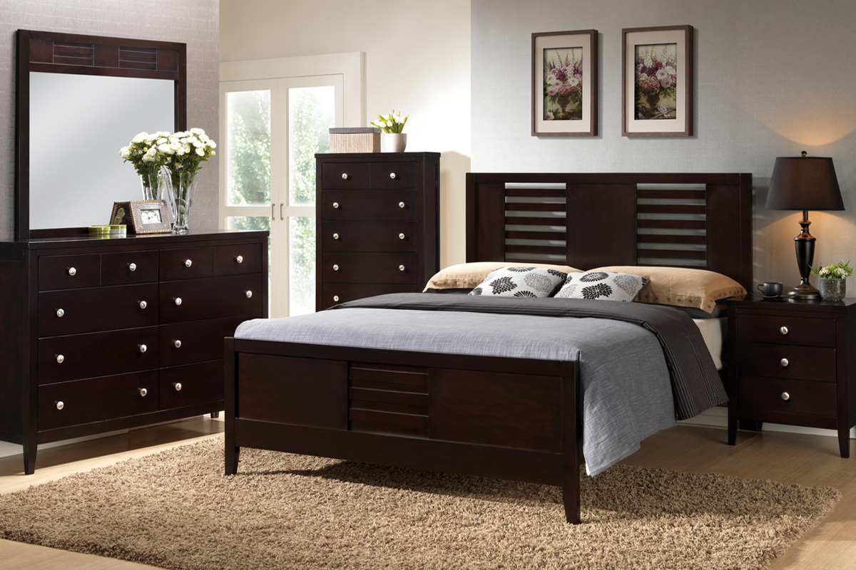 F9281 Queen Bed Frame Furniture Mattress Los Angeles And El Monte